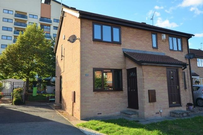 Thumbnail Semi-detached house to rent in Longwoods Walk, Knottingley