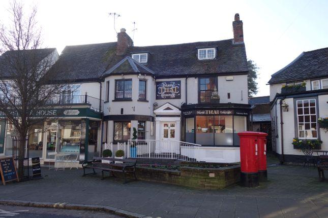 Former Restaurant, Lyndhurst SO43
