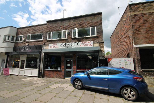 Thumbnail Retail premises for sale in Flixton Road, Flixton, Manchester