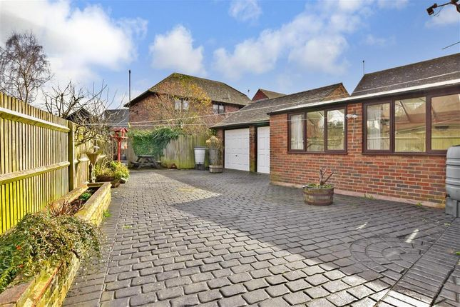 Patio / Decking of Southcliffe, Lewes, East Sussex BN7