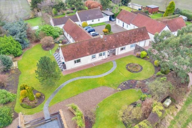 Thumbnail Bungalow for sale in Coalden, Cluny, Kirkcaldy, Fife