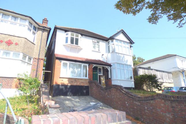Thumbnail Semi-detached house to rent in Marischal Road, London