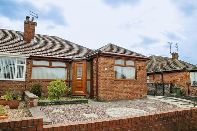 Thumbnail Semi-detached bungalow to rent in Milford Road, Whelley, Wigan
