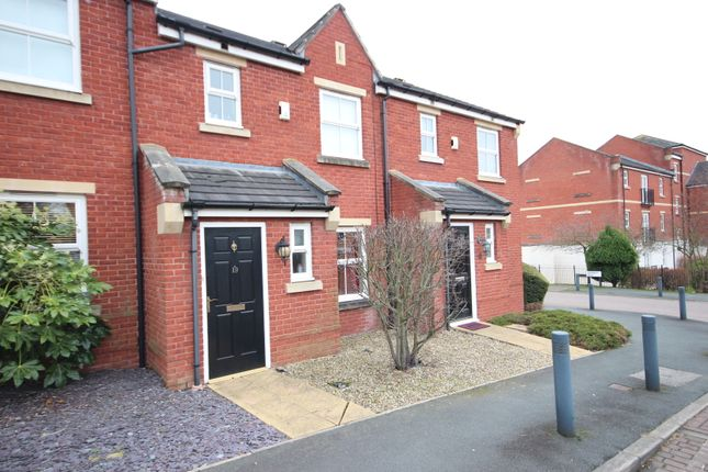 Thumbnail Town house to rent in Mansion Gate Drive, Chapel Allerton, Leeds