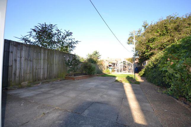 External of Chester Road, Felixstowe IP11