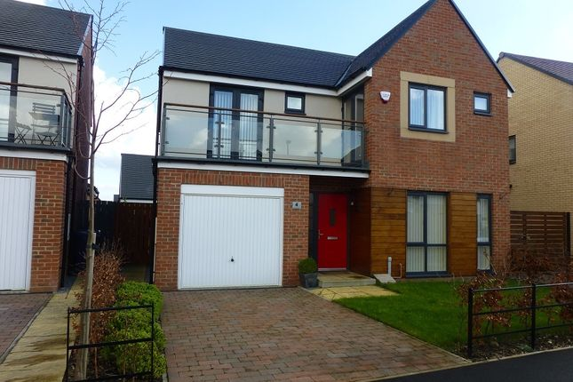 Thumbnail Detached house to rent in Nunnywick Way, Greenside, Kingston Pk Rd., Newcastle Upon Tyne