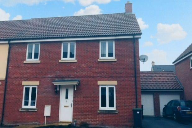 Thumbnail Property to rent in Lanfranc Close, Old Sarum, Salisbury