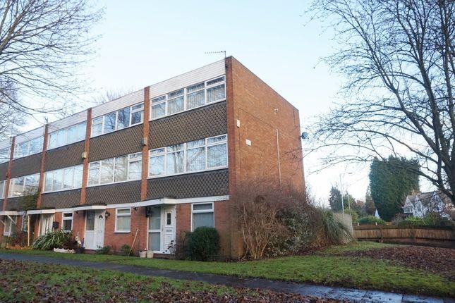 Thumbnail End terrace house for sale in Ainsdale Gardens, Erdington, Birmingham