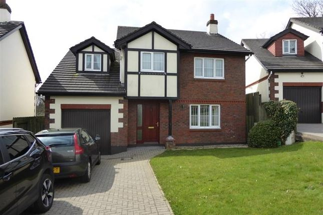 Thumbnail Detached house to rent in Tromode Green, Onchan, Isle Of Man