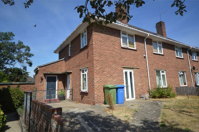 Thumbnail Flat for sale in Peckover Road, Norwich, Norfolk