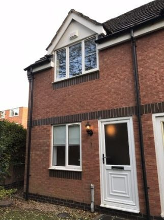 Thumbnail End terrace house to rent in The Avenue, Coventry