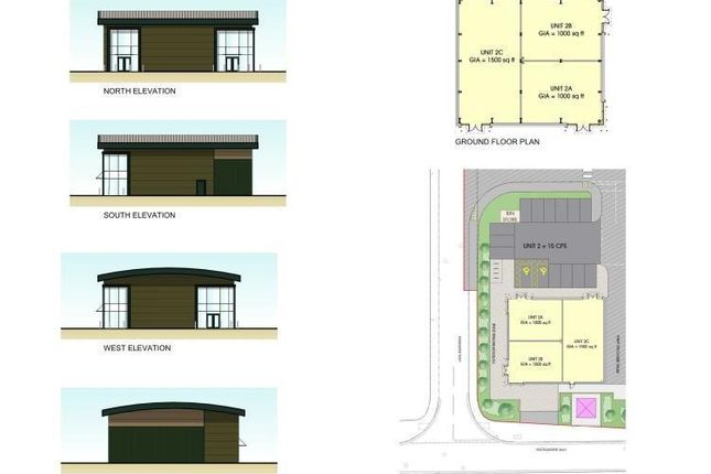 Thumbnail Retail premises to let in Unit 2C, Tungsten Park Retail, Panniers Way, Oakham