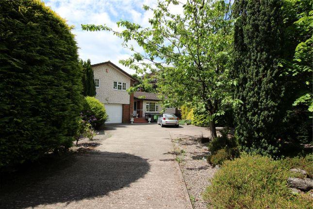 Thumbnail Detached house for sale in Vallum Close, Carlisle, Cumbria