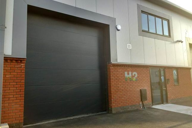 Thumbnail Warehouse to let in Chaucer Industrial Estate, Dittons Road, Polegate