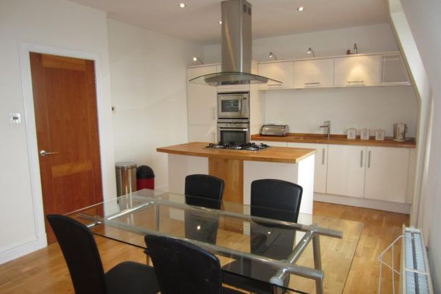 Thumbnail 3 bed semi-detached house to rent in Royal Court, Aberdeen