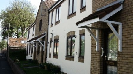 End terrace house to rent in Phoenix House, Dommetts Lane, Frome, Somerset