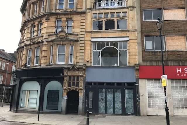 Thumbnail Restaurant/cafe to let in The Drapery, Northampton