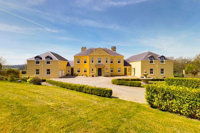 Thumbnail Detached house for sale in Mount Pleasant, Llangunnor, Carmarthen