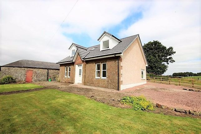 Thumbnail Detached house to rent in Wolfclyde Farm Cottage, Biggar