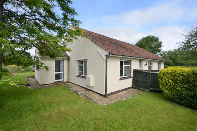 Thumbnail Bungalow for sale in West Lydford, Somerton