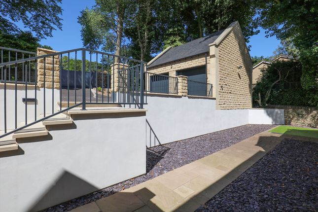 External of The Coach House, Belgrave Road, Ranmoor S10