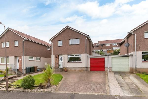 Thumbnail Property for sale in Curriehill Castle Drive, Balerno