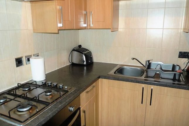 Kitchen of North Overgate, Kinghorn, Burntisland KY3