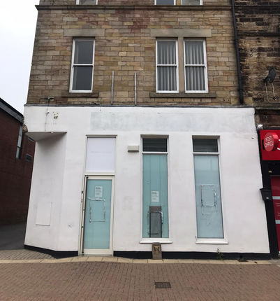 Thumbnail Retail premises for sale in Middle Street, Consett