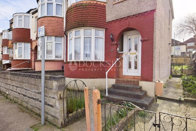 Thumbnail End terrace house for sale in Shottenden Road, Gillingham