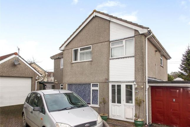Thumbnail Detached house for sale in Polstain Crescent, Threemilestone, Truro