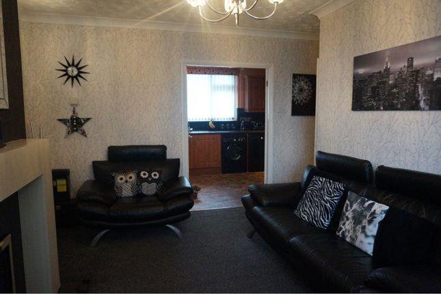 Lounge of Canterbury Close, Ashington NE63