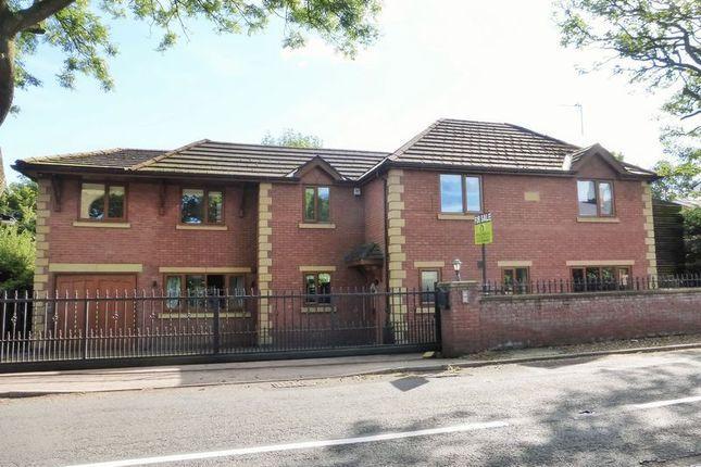 Thumbnail Detached house for sale in Gill Lane, Walmer Bridge, Preston