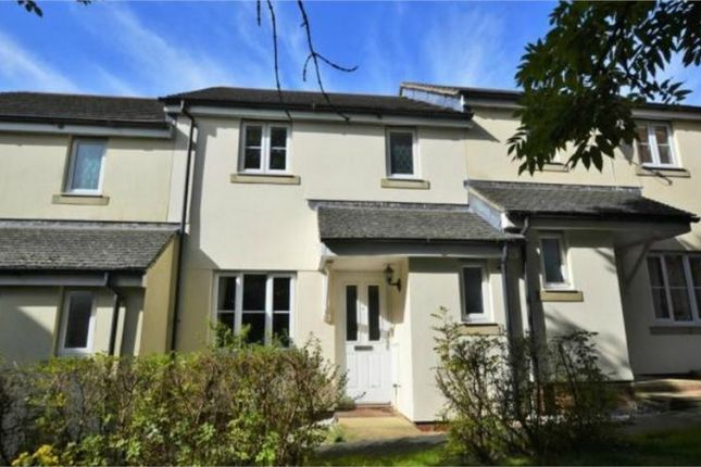 Thumbnail Terraced house to rent in Ware Court, Honiton