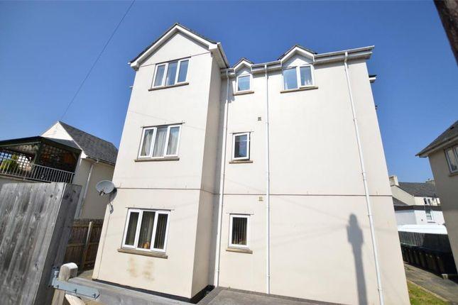 Thumbnail Flat for sale in Pound Place, Newton Abbot, Devon