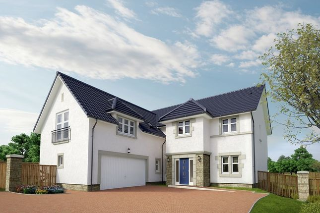 Thumbnail Property for sale in Plot 11- Rosegarth Wynd, Capelrig Road, Newton Mearns