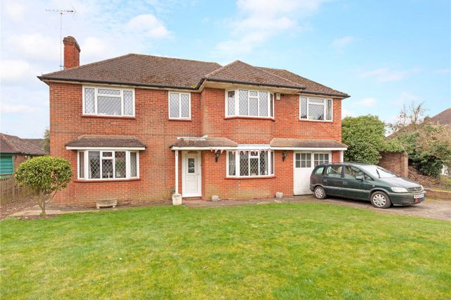 Thumbnail Detached house for sale in Hurstfield Drive, Taplow, Maidenhead