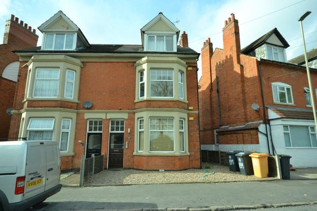 Thumbnail Semi-detached house for sale in Knighton Road, Leicester