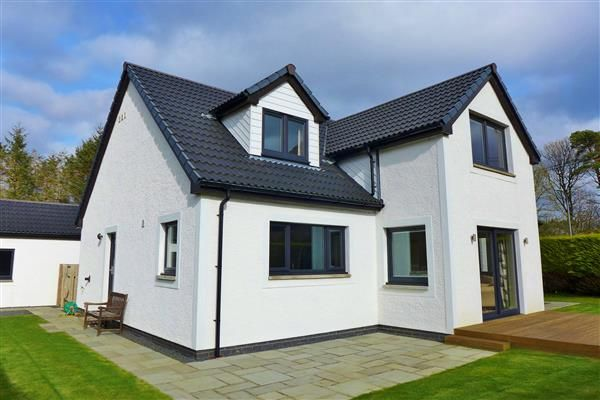 Thumbnail Detached house for sale in Glen Cloy Road, Brodick, Isle Of Arran