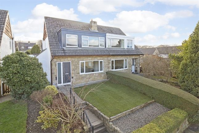 Thumbnail Semi-detached house for sale in 17 St Johns Road, Ben Rhydding, Ilkley, West Yorkshire