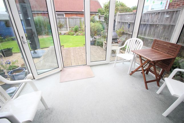 Conservatory of Wychwood Drive, Trowell, Nottingham NG9