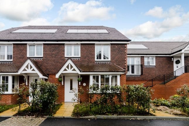 Thumbnail End terrace house for sale in Nettle Grove, Lindfield, Haywards Heath, West Sussex