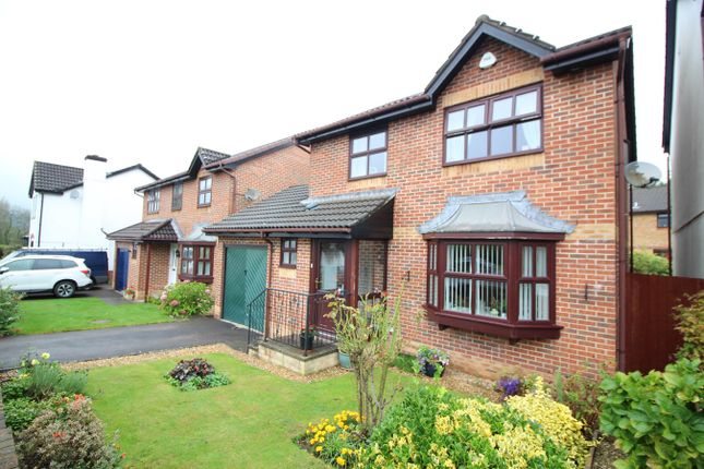 Thumbnail Detached house for sale in Glyndwr Gardens, Ysbytty Fields, Abergavenny
