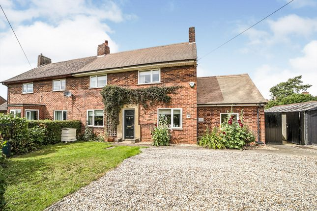 Thumbnail Semi-detached house for sale in High Street, Sutton, Ely