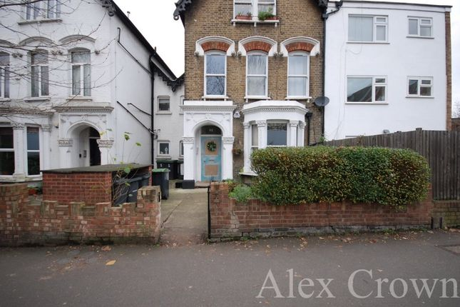 Thumbnail Flat to rent in Upper Tollington Park, London
