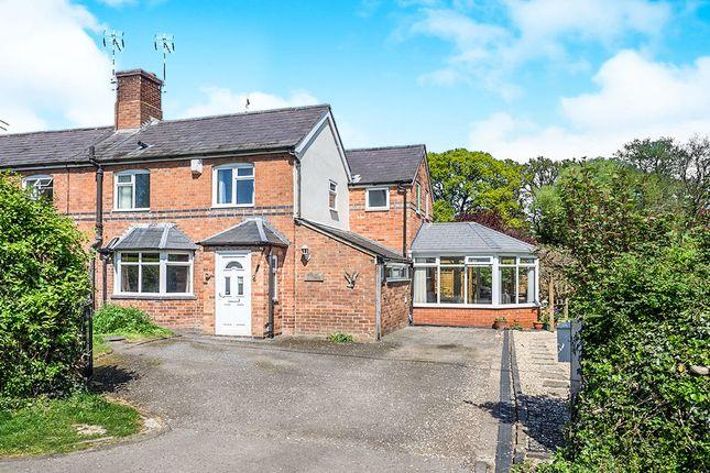 Thumbnail Semi-detached house for sale in Green Lane, Little Shrewley, Hatton, Warwick