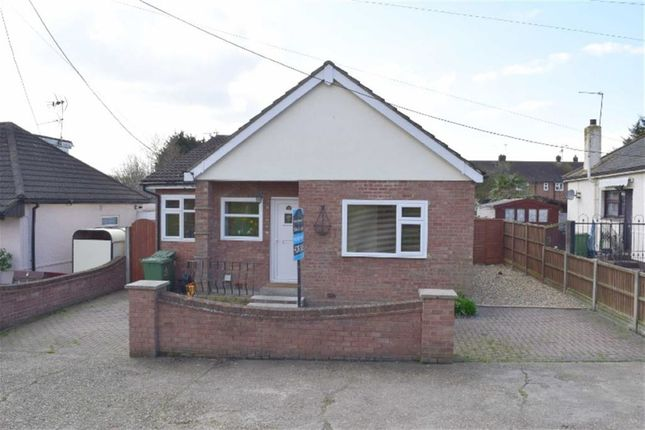 Thumbnail Detached bungalow for sale in Ramsey Drive, Basildon, Essex