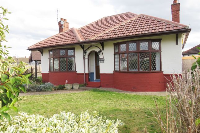 Thumbnail Detached bungalow for sale in Grange Road, Alvaston, Derby