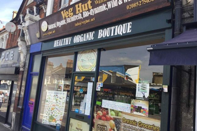 Thumbnail Retail premises for sale in Richmond Villas, Chingford Road, London