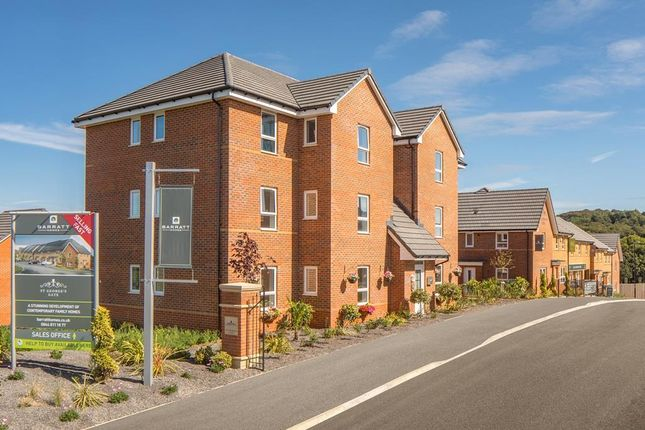 "Flat for sale in ""Foxton"" at St. Georges Way, Newport"