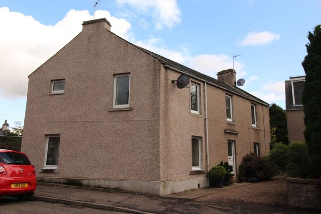 Thumbnail Flat for sale in Trinity Road, Brechin